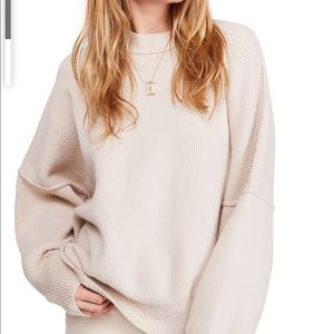 Free People Size M Easy Street Tunic in Pearl
